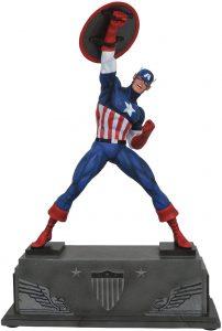 Figura Diamond Select de Capitán América clásico - Las mejores figuras Diamond de Capitán América - Figuras coleccionables de Capitán América
