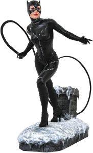 Figura Diamond Select de Catwoman de Batman Returns - Las mejores figuras Diamond de Catwoman - Figuras coleccionables de Catwoman