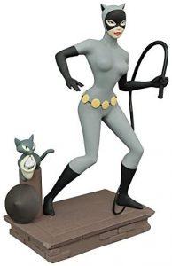 Figura Diamond Select de Catwoman de la Serie Animada - Las mejores figuras Diamond de Catwoman - Figuras coleccionables de Catwoman