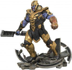 Figura Diamond Select de Thanos en Vengadores End Game - Las mejores figuras Diamond de Thanos - Figuras coleccionables de Thanos