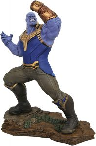 Figura Diamond Select de Thanos en Vengadores Infinity War - Las mejores figuras Diamond de Thanos - Figuras coleccionables de Thanos