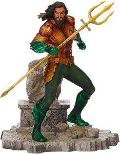 Figura Diamond de Aquaman de Jason Momoa - Las mejores figuras Diamond de Aquaman - Figuras coleccionables de Aquaman