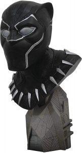 Figura Diamond de Black Panther Busto - Las mejores figuras Diamond de Black Panther- Figuras coleccionables de Black Panther - Pantera Negra