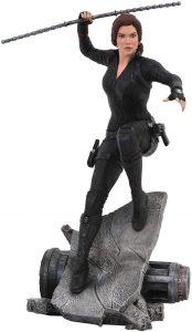 Figura Diamond de Black Widow en End Game - Las mejores figuras Diamond de Black Widow - Figuras coleccionables de Black Widow
