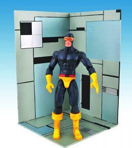 Figura Diamond de Cíclope - Las mejores figuras Diamond de Cíclope - Figuras coleccionables de Cíclope de los X-Men