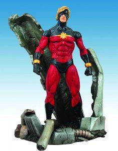 Figura Diamond de Capitán Marvel - Las mejores figuras Diamond de Capitana Marvel - Figuras coleccionables de Captain Marvel