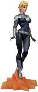 Figura Diamond de Capitana Marvel Agente de Shield - Las mejores figuras Diamond de Capitana Marvel - Figuras coleccionables de Captain Marvel