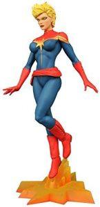 Figura Diamond de Capitana Marvel - Las mejores figuras Diamond de Capitana Marvel - Figuras coleccionables de Captain Marvel