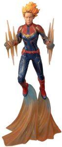 Figura Diamond de Capitana Marvel UCM - Las mejores figuras Diamond de Capitana Marvel - Figuras coleccionables de Captain Marvel