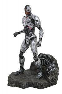 Figura Diamond de Cyborg de la Liga de la Justicia - Las mejores figuras Diamond de Cyborg - Figuras coleccionables de Cyborg
