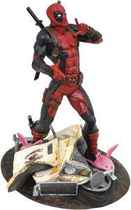 Figura Diamond de Deadpool Taco Truck - Las mejores figuras Diamond de Deadpool - Figuras coleccionables de Deadpool de los X-Men