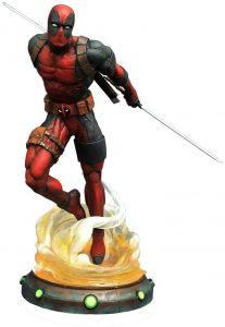 Figura Diamond de Deadpool clásico - Las mejores figuras Diamond de Deadpool - Figuras coleccionables de Deadpool de los X-Men