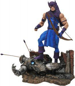 Figura Diamond de Hawkeye - Las mejores figuras Diamond de Hawkeye - Figuras coleccionables de Ojo de Halcón