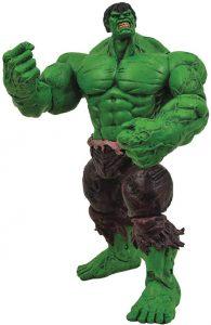 Figura Diamond de Hulk agresivo - Las mejores figuras Diamond de Hulk - Figuras coleccionables de Hulk