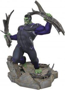 Figura Diamond de Hulk en End Game - Las mejores figuras Diamond de Hulk - Figuras coleccionables de Hulk