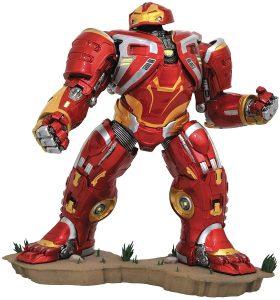 Figura Diamond de Iron Man Hulkbuster - Las mejores figuras Diamond de Iron Man - Figuras coleccionables de Ironman