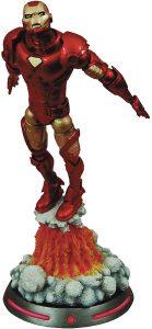 Figura Diamond de Iron Man despegando - Las mejores figuras Diamond de Iron Man - Figuras coleccionables de Ironman