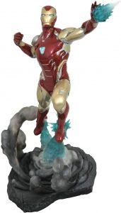 Figura Diamond de Iron Man en End Game - Las mejores figuras Diamond de Iron Man - Figuras coleccionables de Ironman
