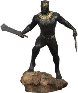 Figura Diamond de Killmonger - Las mejores figuras Diamond de Black Panther- Figuras coleccionables de Black Panther - Pantera Negra