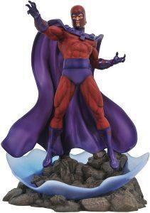 Figura Diamond de Magneto en acción - Las mejores figuras Diamond de Magneto - Figuras coleccionables de Magneto de los X-Men
