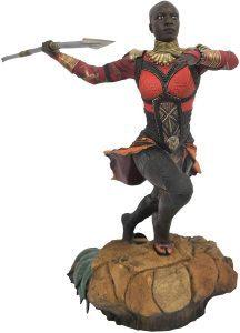 Figura Diamond de Okoye - Las mejores figuras Diamond de Black Panther- Figuras coleccionables de Black Panther - Pantera Negra