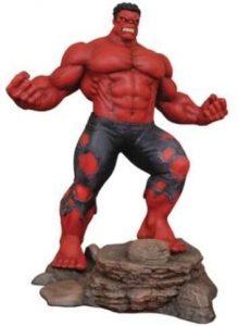 Figura Diamond de Red Hulk - Las mejores figuras Diamond de Hulk - Figuras coleccionables de Hulk