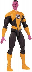 Figura Diamond de Sinestro - Las mejores figuras Diamond de Sinestro - Figuras coleccionables de Sinestro
