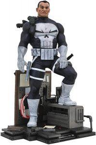Figura Diamond de The Punisher clásico - Las mejores figuras Diamond de The Punisher - Figuras coleccionables de The Punisher