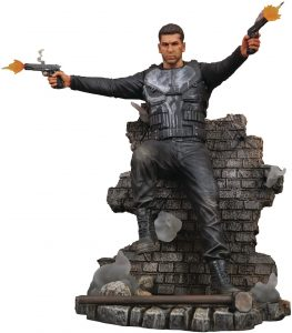 Figura Diamond de The Punisher de Netflix - Las mejores figuras Diamond de The Punisher - Figuras coleccionables de The Punisher