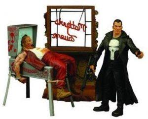 Figura Diamond de The Punisher de Tim Bradstreets - Las mejores figuras Diamond de The Punisher - Figuras coleccionables de The Punisher