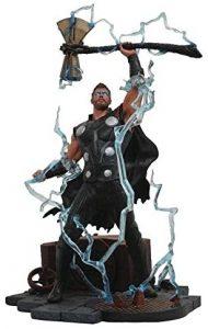 Figura Diamond de Thor Dios del Trueno - Las mejores figuras Diamond de Thor - Figuras coleccionables de Thor