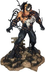 Figura Diamond de Venom transformándose - Las mejores figuras Diamond de Venom - Figuras coleccionables de Venom