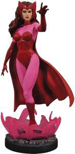 Figura Diamond de la Bruja Escarlata clásica - Las mejores figuras Diamond de la Bruja Escarlata - Figuras coleccionables de la Bruja Escarlata de los X-Men