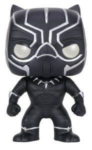 Figura Funko POP de Black Panther de Civil War