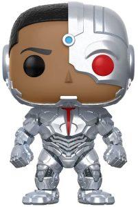 Figura Funko POP de Cyborg de la Liga de la Justicia
