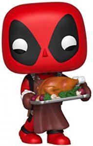Figura Funko POP de Deadpool Acción de Gracias