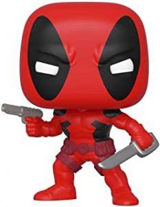 Figura Funko POP de Deadpool clásico