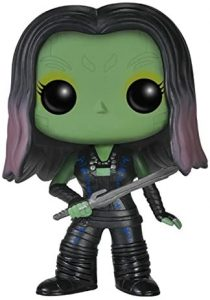 Figura Funko POP de Gamora clásico de Guardianes de la Galaxia