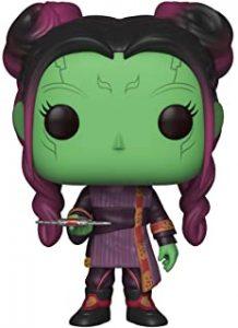 Figura Funko POP de Gamora de niña de Guardianes de la Galaxia