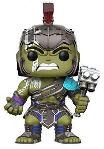 Figura Funko POP de Hulk Gladiador en Thor 3 Ragnarok