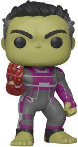 Figura Funko POP de Hulk con el Guantelete del Infinito