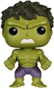 Figura Funko POP de Hulk en Vengadores la Era de Ultron
