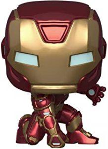 Figura Funko POP de Iron Man Stark Tech