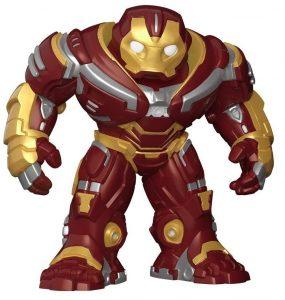 Figura Funko POP de Iron Man en la Hulkbuster