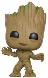 Figura Funko POP de Mini Groot de Guardianes de la Galaxia