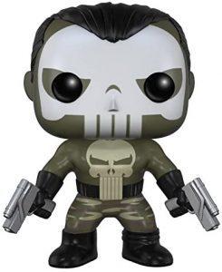 Figura Funko POP de The Punisher de Frank Castle Némesis