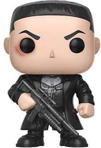 Figura Funko POP de The Punisher de Frank Castle de Netflix