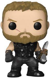 Figura Funko POP de Thor en Infinity War