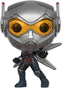 Figura Funko POP de la Avispa de Wasp con casco