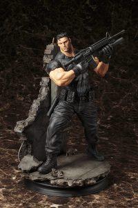 Figura Marvel Comics de The Punisher clásico - Los mejores Hot Toys de The Punisher - Figuras coleccionables de The Punisher